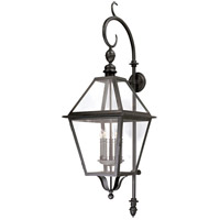 Townsend 5 Light 56 inch Natural Bronze Outdoor Wall Lantern