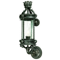 Troy Lighting Los Feliz 1 Light Outdoor Wall Lantern in Old Bronze B9631OBZ