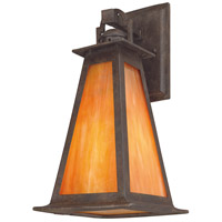 Troy Lighting Lucerne 1 Light Outdoor Wall Lantern in Statuary Bronze B9882SBZ