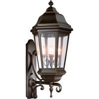 Troy Lighting BCD6836ABZ Verona 4 Light 44 inch Antique Bronze Outdoor Wall Lantern in Incandescent