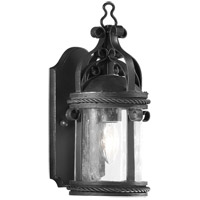Troy Lighting Pamplona 1 Light Outdoor Wall Lantern in Old Bronze BCD9120OBZ