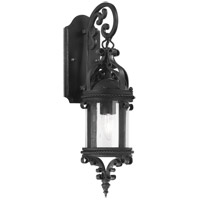 Pamplona 1 Light 19 inch Old Bronze Outdoor Wall Lantern