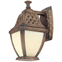 Troy Lighting BF2081BI Biscayne 1 Light 12 inch Biscayne Outdoor Wall Lantern Fluorescent