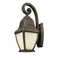 Troy Lighting Biscayne 1 Light Outdoor Wall Lantern Fluorescent in Biscayne BF2084BI
