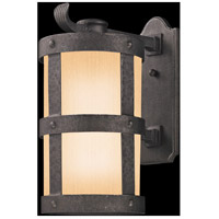 Troy Lighting Barbosa 1 Light Outdoor Wall Fluorescent in Barbosa Bronze BF3313