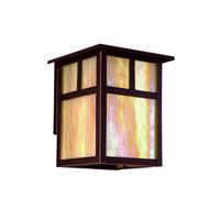 Troy Lighting Monterey 1 Light Outdoor Wall Lantern in Oil Rubbed Bronze BIH5866OB photo thumbnail