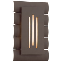 Troy Lighting Dayton 8 Light Outdoor Wall in Bronze with Coastal Finish BL3361BZ-C