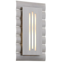 Troy Lighting Dayton 12 Light Outdoor Wall in Satin Aluminum BL3362SA