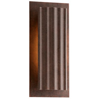 Troy Lighting BL3722 Dwell LED 14 inch Country Rust Outdoor Wall Sconce