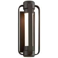 Troy Lighting BL4931-C Verve LED 17 inch Bronze Outdoor Wall Lantern in Coastal