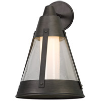 North Bay LED 19 inch Graphite Outdoor Wall Light