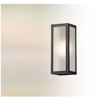 Dixon LED 13 inch Vintage Bronze Outdoor Wall Lantern
