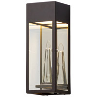 Troy Lighting BL5111 Trousdale LED 14 inch Bronze Outdoor Wall Light