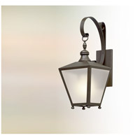 Mumford 1 Light 22 inch Bronze Outdoor Wall Lantern