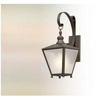 Troy Lighting BL5192 Mumford 1 Light 22 inch Bronze Outdoor Wall Lantern