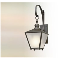 Mumford 1 Light 38 inch Bronze Outdoor Wall Lantern