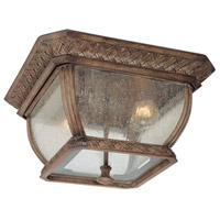 Biscayne 2 Light 15 inch Biscayne Outdoor Flush Mount