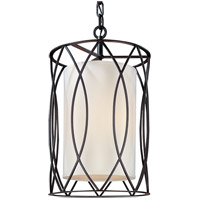 Troy Lighting F1287DB Sausalito 3 Light 13 inch Deep Bronze Pendant Ceiling Light photo thumbnail