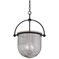 Mercury 4 Light 16 inch Old Iron Pendant Ceiling Light