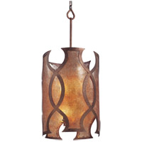 Mandarin 8 Light 22 inch Mandarin Copper Pendant Entry Ceiling Light