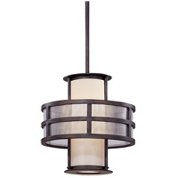 Troy Lighting Discus 1 Light Pendant in Graphite F2734