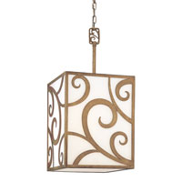 Troy Lighting Pierre 2 Light Pendant in Autumn Leaf F2754