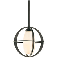 Troy Lighting Felix 1 Light Mini Pendant in Federal Bronze F3007FBZ
