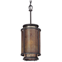 Troy Lighting Copper Mountain 1 Light Pendant in Bronze F3102 photo thumbnail