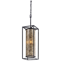 Troy Lighting Pearson 4 Light Pendant in Metro Bronze F3495