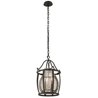 Troy Lighting Chianti 3 Light Chandelier in Chianti Bronze F3595