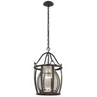 Troy Lighting Chianti 4 Light Chandelier in Chianti Bronze F3596