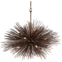 Troy Lighting Uni 12 Light Pendant in Tidepool Bronze F3669