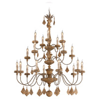 Troy Lighting Calais 20 Light Chandelier F3998