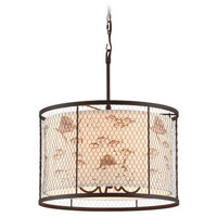 Catch N Release 4 Light 20 inch Pendant Ceiling Light
