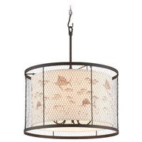 Catch N Release 5 Light 25 inch Pendant Ceiling Light