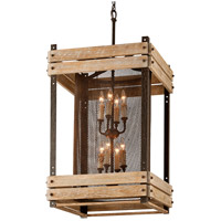 Troy Lighting Merchant Street 8 Light Pendant F4068