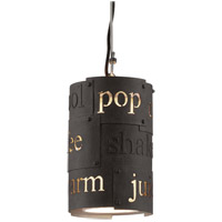 Troy Lighting F4083 Dine N Dash 1 Light 7 inch Mini-Pendant Ceiling Light