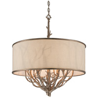 Troy Lighting Whitman 8 Light Pendant in Vienna Bronze F4108