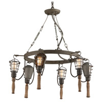 Troy Lighting Yardhouse 6 Light Pendant F4175