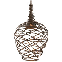 Troy Lighting Sanctuary 1 Light Pendant F4186