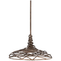 Troy Lighting Sanctuary 1 Light Dining Pendant F4187