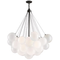 Troy Lighting Nuage 5 Light Pendant in Vintage Bronze F4215