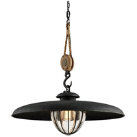 Murphy 1 Light 32 inch Vintage Iron Pendant Ceiling Light