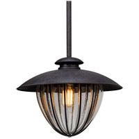 Murphy 1 Light 17 inch Vintage Bronze Outdoor Pendant
