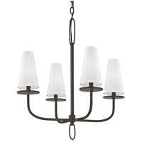 Troy Lighting F6295 Marcel 4 Light 26 inch Pompeii Bronze Chandelier Ceiling Light