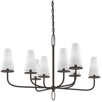 Troy Lighting F6296 Marcel 8 Light 43 inch Pompeii Bronze Chandelier Ceiling Light