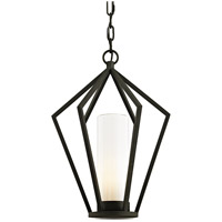 Troy Lighting F6347 Whitley Heights 1 Light 14 inch Textured Black Outdoor Pendant