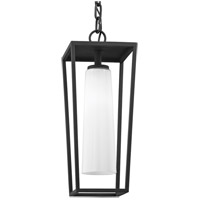 Troy Lighting F6357 Mission Beach 1 Light 8 inch Textured Black Pendant Ceiling Light