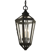 Calabasas 3 Light 12 inch Vintage Brown Pendant Ceiling Light