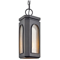 Troy Lighting F6797 Alton 1 Light 7 inch Graphite Pendant Ceiling Light